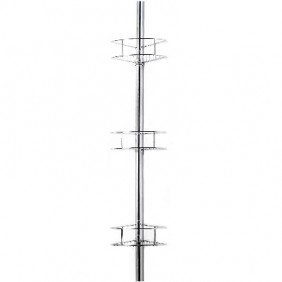 Angle for double shower model NEW